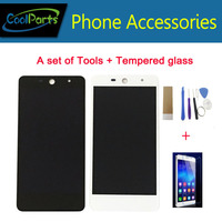 1PC Lot 5 0 For Wileyfox Swift 2 Swift 2 Plus LCD Display Screen Touch Screen
