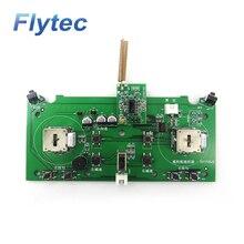 Flytec placa de circuito de Control remoto para cebo de pesca, accesorios para cuerpo de barco, 2011 5, 2011