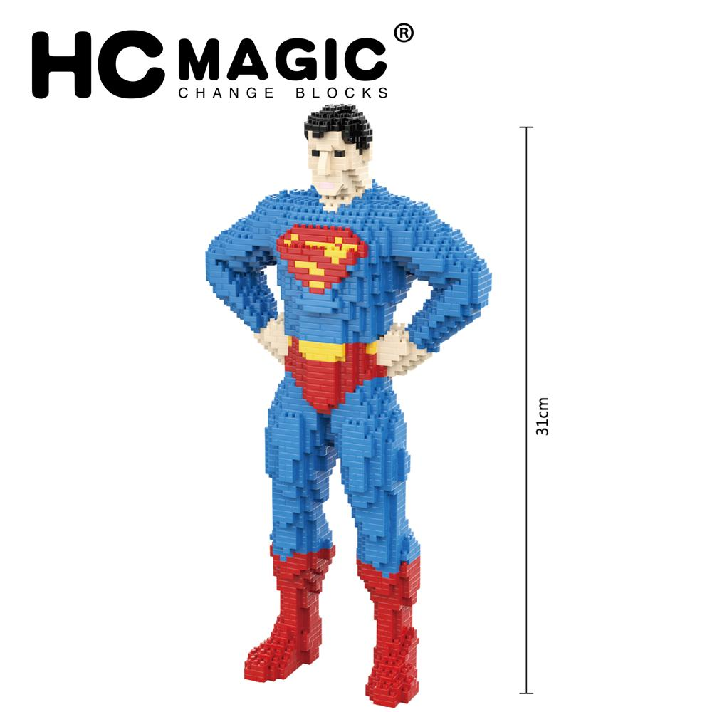 HC Mini Blocks Cartoon Hero Spiderman Model Building Bricks Superman Brinquedos Educational Toys for Children Boy GiftsHC Mini Blocks Cartoon Hero Spiderman Model Building Bricks Superman Brinquedos Educational Toys for Children Boy Gifts
