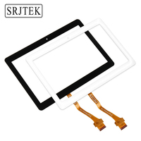 Srjtek Touch Screen Panel Glass TouchScreen Digitizer For Samsung GALAXY Tab2 Tab 2 P5100 P5110 P5113