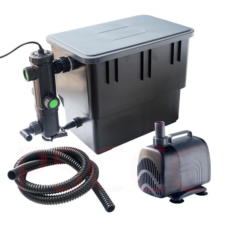Koi pond biochemical filter purification aquarium for Koi pond pool filter
