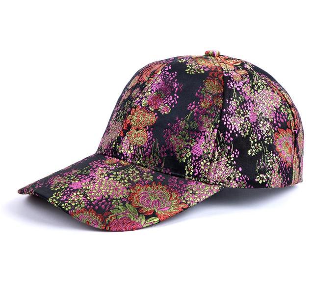 Silks Satin CAP Women...