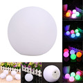 Spheriform LED Color Changing Mood Ball Shaped Night Light Home Room Decor Party decorations NG4S