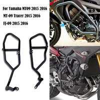KEMiMOTO For YAMAHA MT09 MT 09 MT 09 Tracer FJ09 FJ 09 2015 2016 Motorcycle Engine