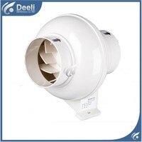 4 inch new for Circular duct fan 100mm bathroom exhaust fan Exhaust Blower ventilation fan good working