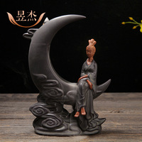 jie factory back censer furnishing articles ta ceramic aroma stove carefully selected spice Buddha furnishing articles