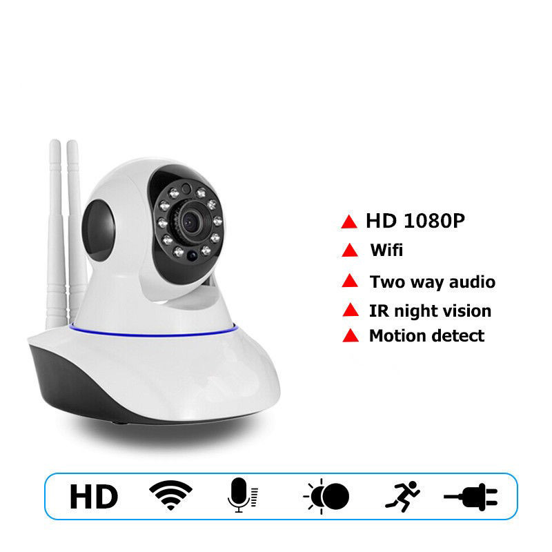 2.0MP Smart Home 360 Panoramic Wireless CCTV Security Camera Indoor Wifi P2P IP Camera Two Way Talk Remote Control Night Vision 2.0MP Smart Home 360 Panoramic Wireless CCTV Security Camera Indoor Wifi P2P IP Camera Two Way Talk Remote Control Night Vision