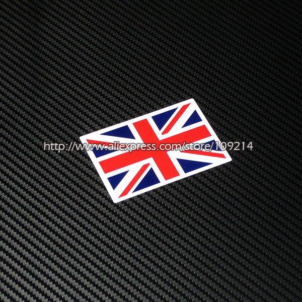 Hot sale UK England flag Sticker Helmet Motorcycle Auto Decal Waterproof GQ