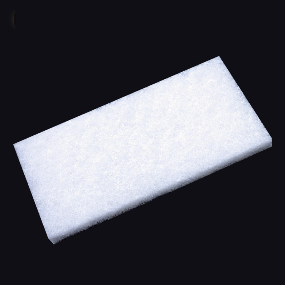 Image 3 - Good Quality 24*12*2cm Promotional Car Sponge Car Wash Supplies Tools White Scrub Pad MO 132-in Paint Cleaner from Automobiles & Motorcycles