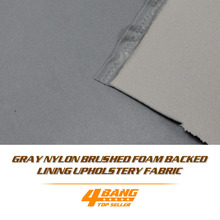 "gray 47""x60"" 120cmx150cm upholstery headliner fabric ceiling roof lining auto pro car For Volkswagen/Ford/BMW/Honda/Audi/Toyota"