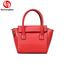 цена Fashion Women Handbag Bags Colour Soft PU Leather Simple Single Shoulder Bag Cross Body Ladies Hand Bags Purse Designer