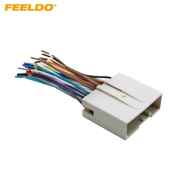 FFELDO Car Radio CD Player Wiring Harness Audio Stereo Wire Adapter for HYUNDAI Sonata Install Aftermarket_640x640 ffeldo car radio cd player wiring harness audio stereo wire Wire Harness Assembly at panicattacktreatment.co