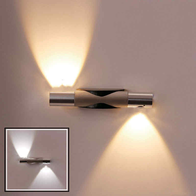 Free Shipping Living Background Lights The Bedroom Bedside Lights Aisle Stairs Led Lamp