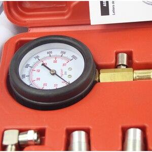 Image 3 - TU 15A דיזל מנוע דחיסה בודק כלי ערכת צילינדר לחץ מד 0 ~ 1000PSI