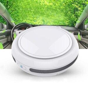 Image 2 - FA 818A Portable Car Anion Air Humidifier 3 5㎡ Area Aromatherapy Humidifier Car Air Cleaning Sterilizer Car air purifiers