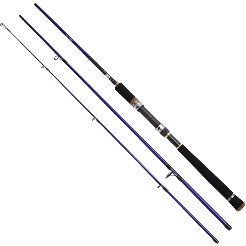 Eurocor sea bass fishing rods MH action Fuji components 8' 9' 10' 11' 12' 13'