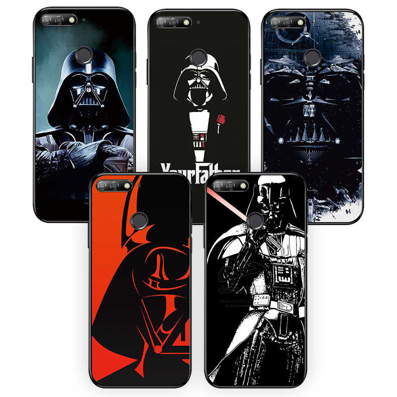 TPU Phone case For HUAWEI Honor 7A prime Silicone soft phone case back cover For Enjoy 8E Cartoon Anime For HUAWEI Y6 2018 prime