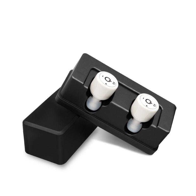X1TS Mini Twins Bluetooth Earbuds Stereo Wireless Bluetooth Headphones Dual Headsets TWS Earphones with Magnetic Charging Box lexin 2pcs max2 motorcycle bluetooth helmet intercommunicador wireless bt moto waterproof interphone intercom headsets