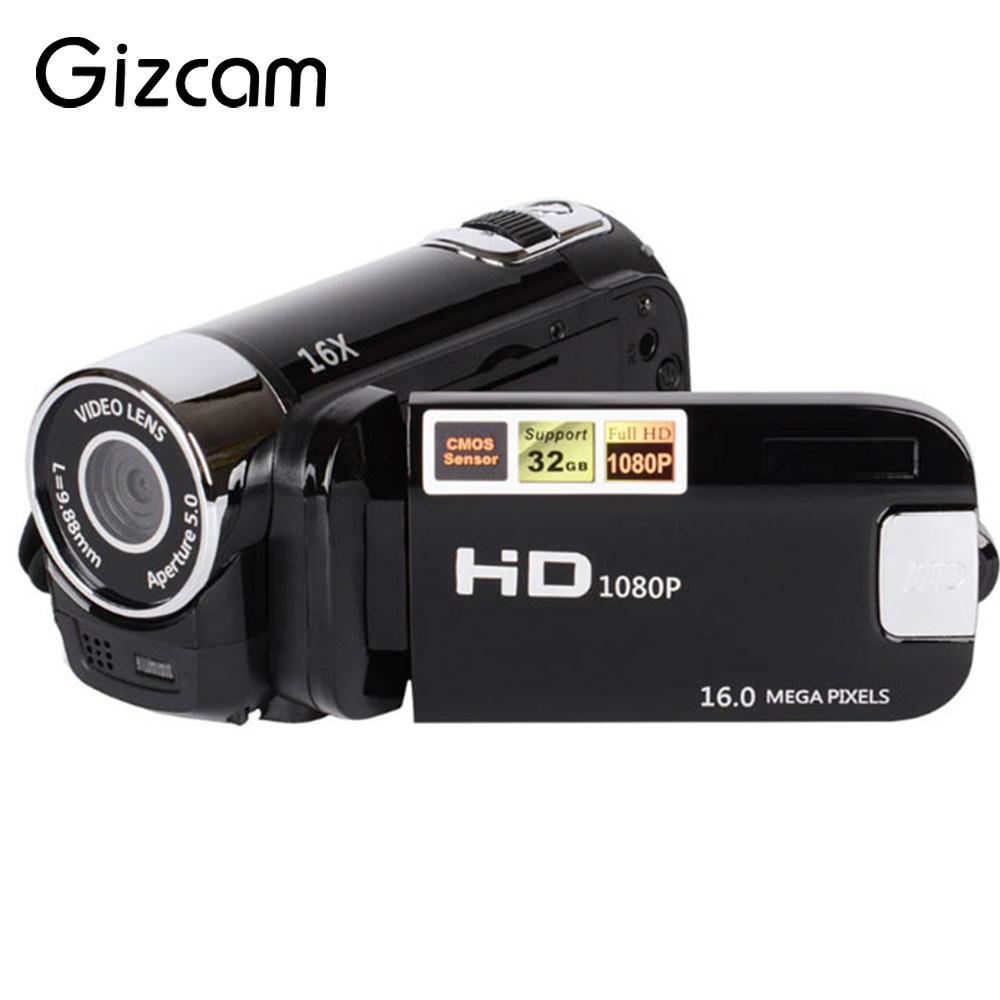 Premium DV Camcorder Video Camera Digital Camcorder Digital Zoom Fill Light USB Shooting Photography Recorder