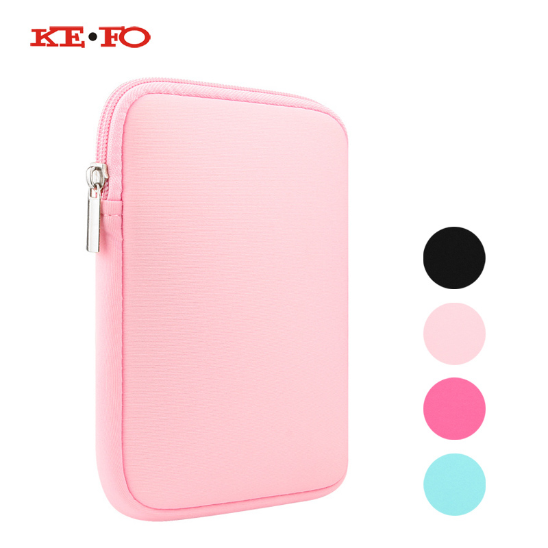KeFo For ipad 5th generation Case Sleeve Pouch Zipper Bag Protective Cover Funda