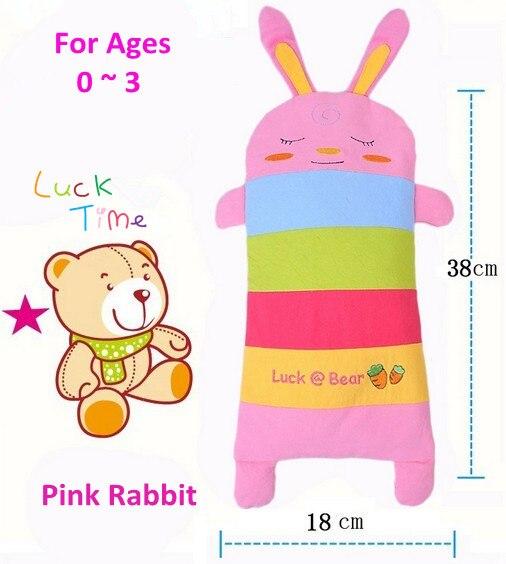 small sizefree shipping baby pillow case cartoon rabbit buckwheat hulls pillow case kids neck