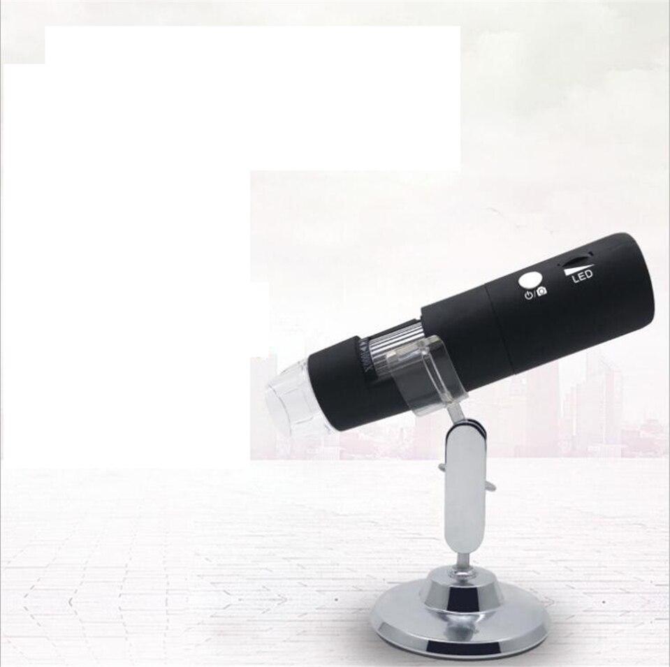 Wifi Handheld Industrial Digital Microscope Bio Cell Phone Repair USB Video Electronic Magnifier 1000x 2 million