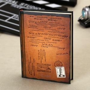 Image 4 - Vintage ciltli defter Kağıt Kişisel günlük defteri Gündem Planlayıcısı Retro Hediyeler Kırtasiye Malzemeleri Ofis Okul