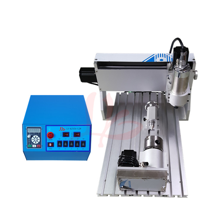 Free ship to Europe! 6040V 1.5KW 4axis marble cutting machine 3d cnc router 1500w,water cooling engraving machine