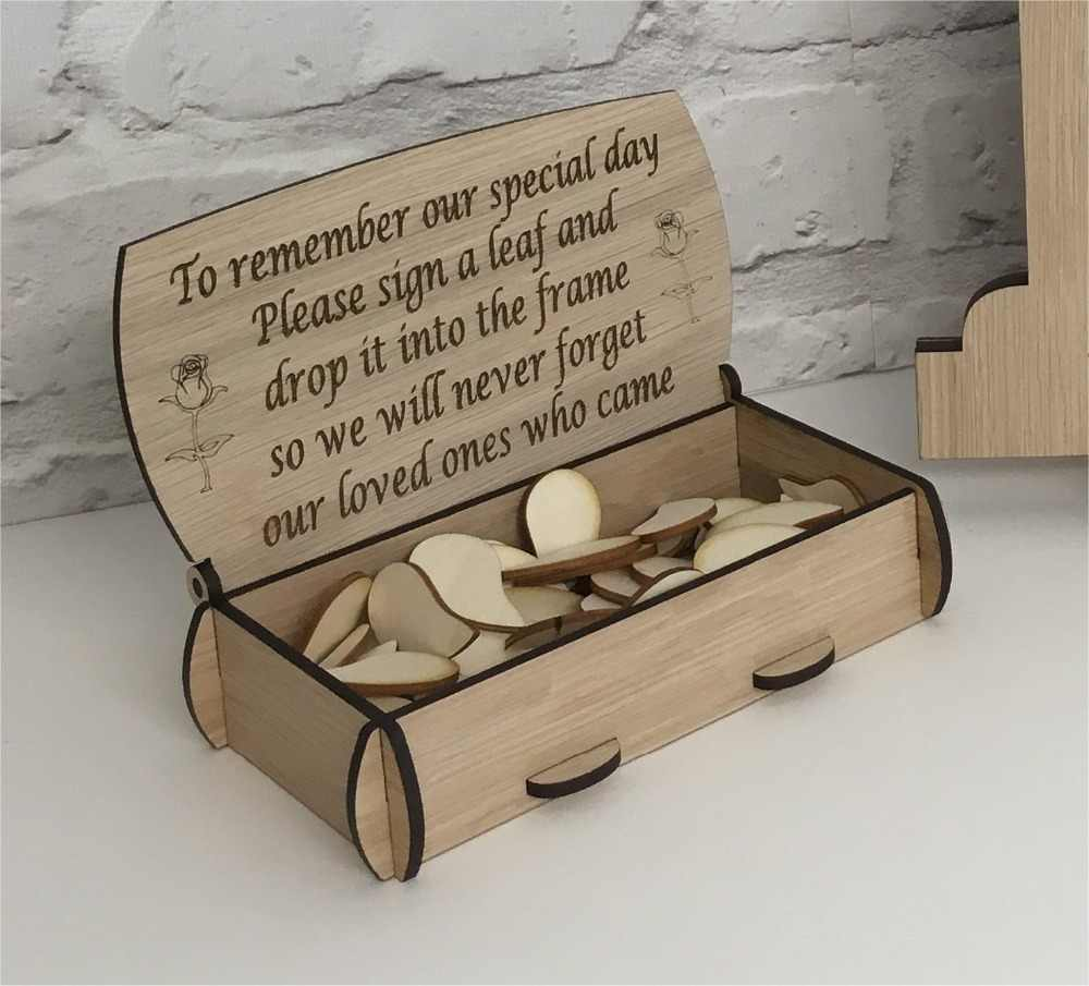 Customize Tale As Old Time Beauty And Beast Wedding Drop Box Tops Alternative Guest Book Birthday Guestbook Petals Wishes