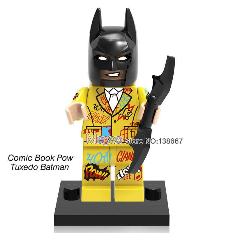 Распродажа, супергерой, комиксы, смокинг, Бэтмен XH408, Мини-куклы, Фильмы про Бэтмена, детские конструкторы, игрушки для детей