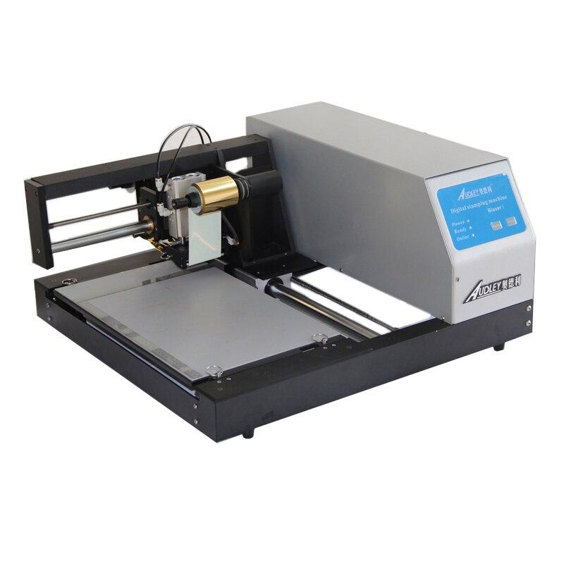 Clever Elektronische Automatische Stanzen Folie Für Digitale Folie Drucker Mini Digital Folie Drucker Krankheiten Zu Verhindern Und Zu Heilen