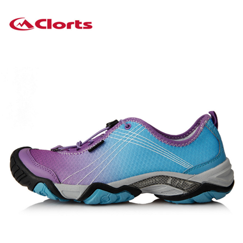 Clorts Women Aqua Shoes Upstream Sport Water Shoes Quick-dry Wading Sneakers Female Breathable Outdoor Aqua Water Shoes 3H020C 2017 clorts womens water shoes summer outdoor beach shoes quick dry breathable aqua shoes for female green free shipping wt 24a