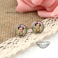 MZ0222 frida kahlo earring feminist earring feminist jewelry Dropshipping
