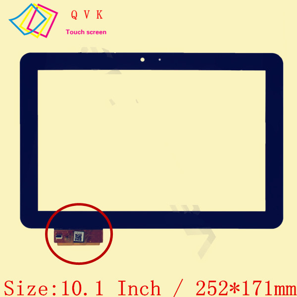 Black For Prestigio Multipad 4 Ultimate 10.1 3G PMP7100D3G_quad DUO FPDC-0085A-1 A11020A0089 ZX-1351 A1WAN06 Touch Screen