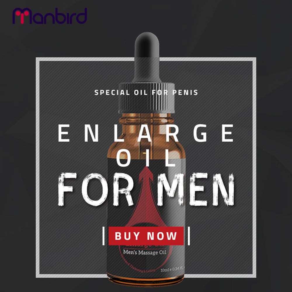 Manbird Big Dick Penis Enlargement Oils Cream Pills Growth Thickening Stronger Increase Grow Permanent Sexual Delay Products in Vibrators from Beauty Health