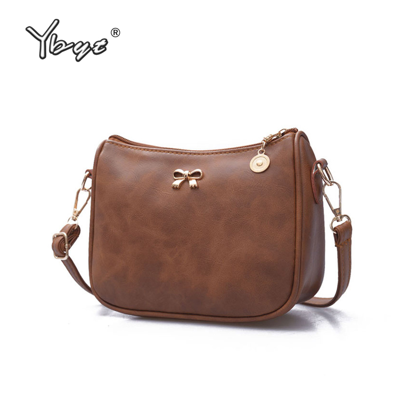YBYT brand 2017 new simple vintage bow solid women flap hotsale ladies cell phone coin purses shoulder messenger crossbody bags ybyt brand 2017 new fashion simple solid zipper long women standard wallets hotsale ladies pu leather coin purses card package