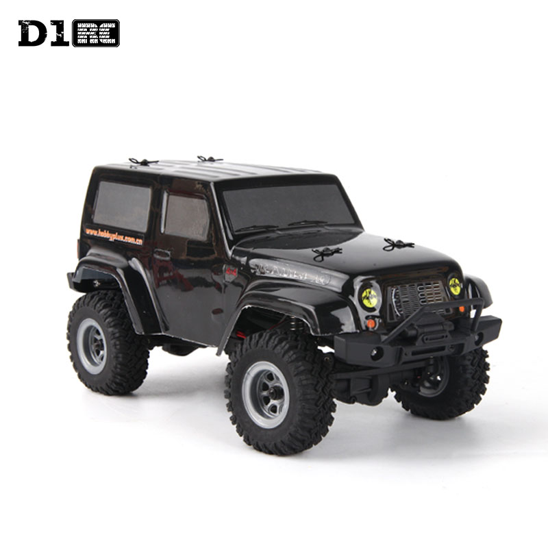 D1RC Hobbyplus  Mini 1/24 2.4Ghz  Waterproof RC Crawler RTR Ready To Run.