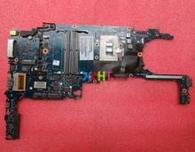 XCHT for HP EliteBook 820 G3 Series 831763-001 831763-601 6050A2725001-MB-A01 UMA i5-6300U Laptop Motherboard Mainboard Tested