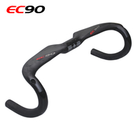 240g 31 8mm Ultralight Road Bicycle Handlebar Racing Full Carbon Fiber UD Bike Handlebar Bent Bar