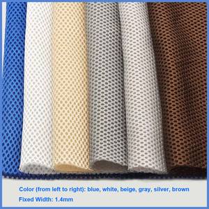Image 5 - Gray/Red/White/Black/Beige/Brown/Yellow Speaker Dust Cloth Grill Filter Fabric Mesh Speaker Mesh Cloth Dustcloth 1.4x0.5m