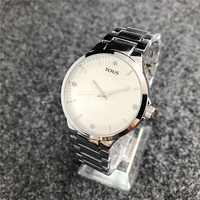 Новый TOUS pulsera часы для женщин кварцевые повседневное часы Reloj часы-браслет женские кварцевые часы кожа модные спортивные tous joyas