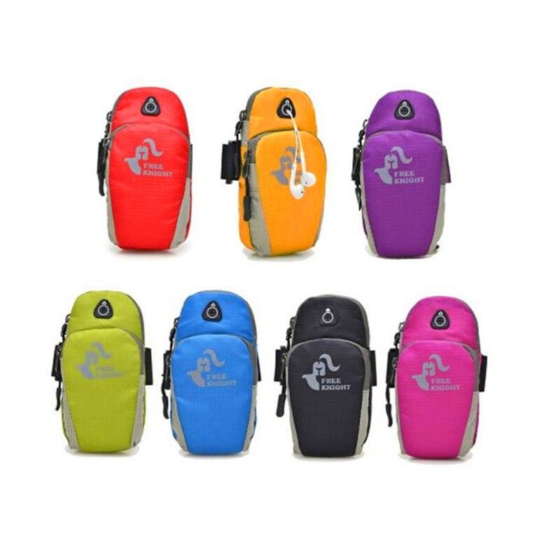 Sports Running Bag Jogging Gym Armband Arm Band Holder Bag For Mobile Phones