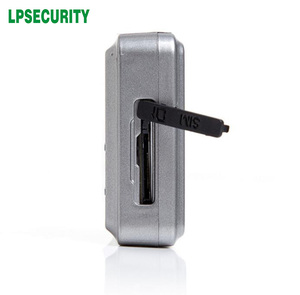 Image 2 - Free shipping GSM wireless home security Door Menci alarm sopport Website/IOS APP/Android APP/SMS,multiple set , tracking