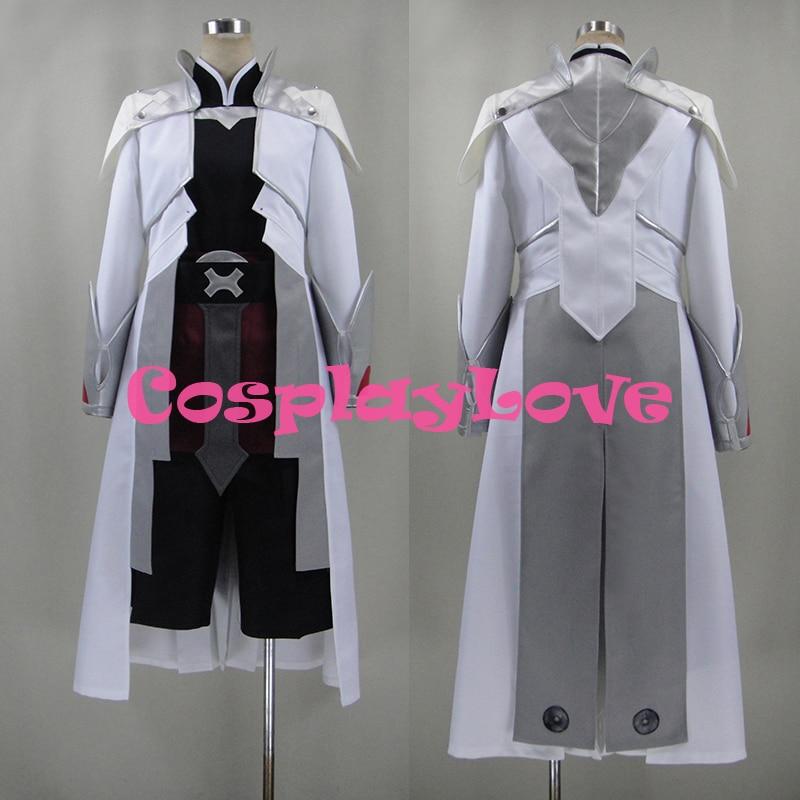 Custom Made Japanese Anime Garo Guren no Tsuki Raikou Fighting Cosplay Costume For Halloween Carnival Christmas
