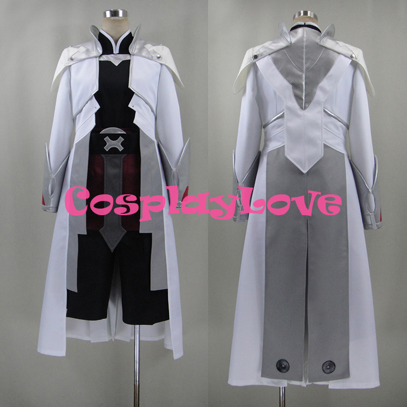 Custom Made Japanese Anime Garo Guren no Tsuki Raikou Fighting Cosplay Costume For Halloween Carnival Christmas CosplayLove-in Anime Costumes from Novelty & Special Use    1