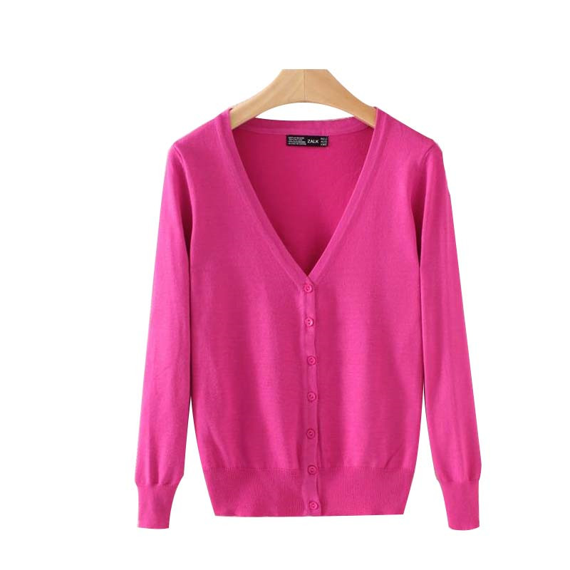 0b65b53ff91 European Street New Fashion Spring Autumn and Winter Women Oversized  Cardigans Sweaters Knitted Christmas Sweater Tops 60243-in Cardigans from  Women s ...