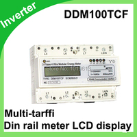 DDM100TCF 15 (60) 110 V 60 HZ צג LCD מד קוט
