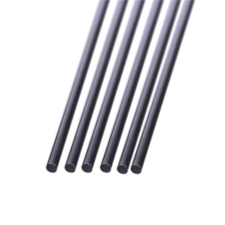 5pcs Carbon Fiber Rods Dia 1mm 2mm 3mm 4mm 5mm 6mm 7mm 8mm 10mm 11mm 12mm колесные диски n2o y4601 6 5x16 5x114 3 d66 1 et40 carbon