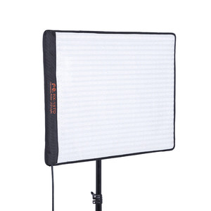 Image 2 - FalconEyes RX 18TD 100W 504pcs Flexible Roll LED Video 3200K 5600K Light Rollable Cloth Lamp & LCD Touch Screen Controller
