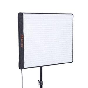 Image 2 - FalconEyes RX 18TD 100W 504pcs ยืดหยุ่น LED Video 3200K 5600K โคมไฟผ้า Rollable แบบเลื่อนได้พร้อมตัวควบคุม & หน้าจอสัมผัส LCD